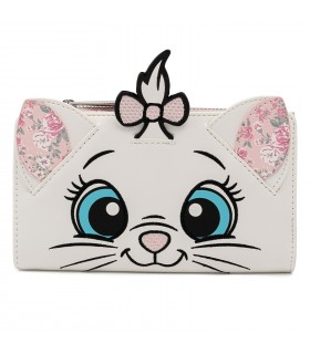 CARTERA MARIE FLORAL DISNEY LOUNGEFLY