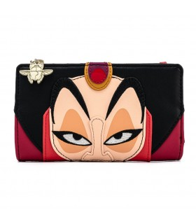 CARTERA JAFAR VILLANOS DISNEY LOUNGEFLY